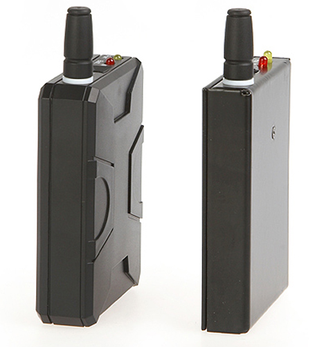 Call jammers - Portable Cell Phone & GPSL1 Jammer -15m Shielding Range