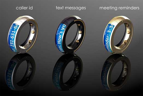ORB Bluetooth Ring 3