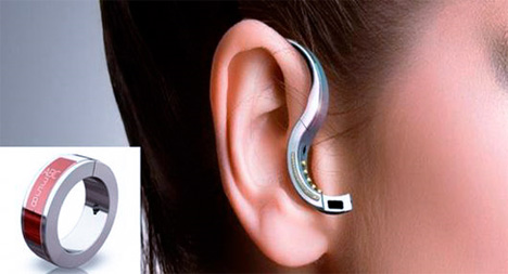 ORB Bluetooth Ring