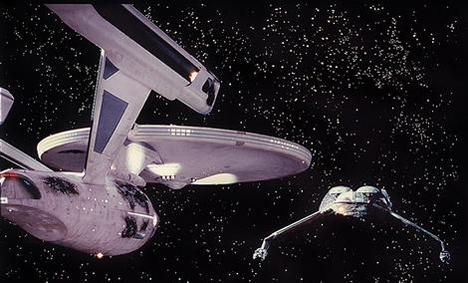 Star Trek Space Travel