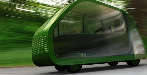 autonomous automobile 2
