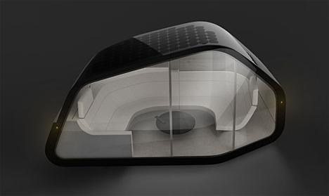 autonomous automobile