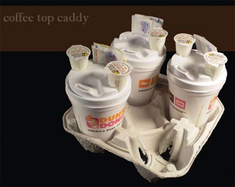 coffee top caddy 1