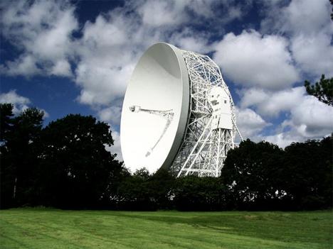 jodrell bank observatory lovell telescope
