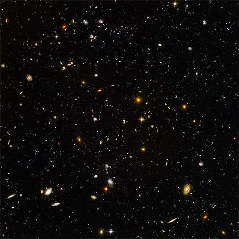 multiple galaxies