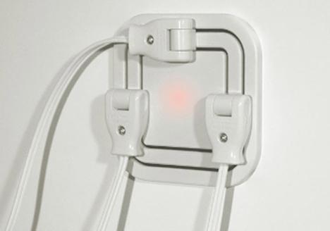 node multiple wall plug