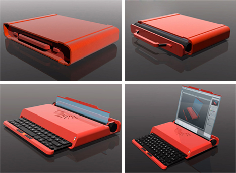 valentine laptop design