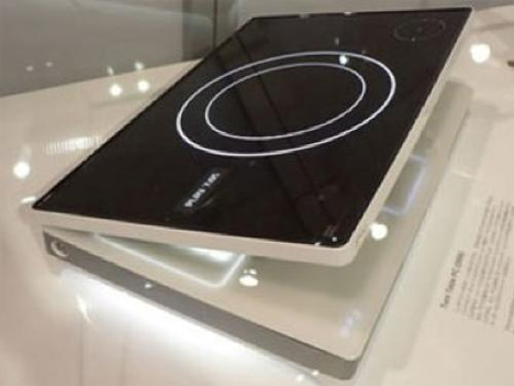 Fujitsu turntable laptop