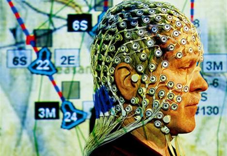 army telepathy helmet