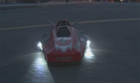 axon racing levitating rc car