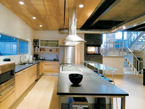 big dig house kitchen