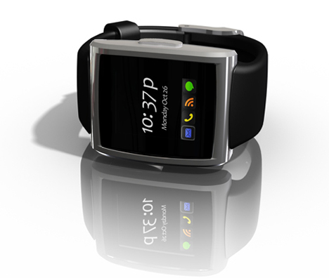 blackberry smartphone watch inpulse
