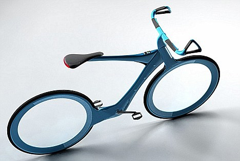 chris boardman futuristic bike