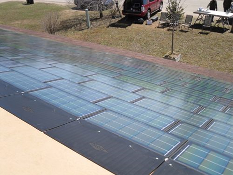 dow photovoltaic roof shingles