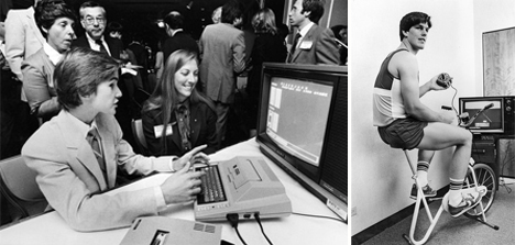 evolving technology video games