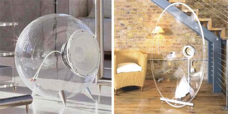 fh001 transparent speakers