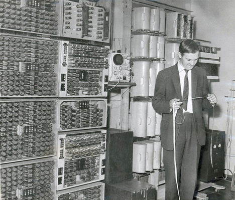 harwell computer in 1964