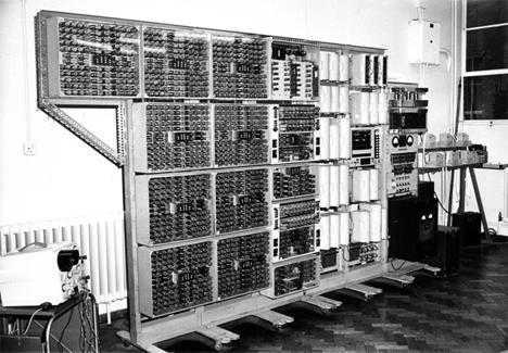 harwell computer