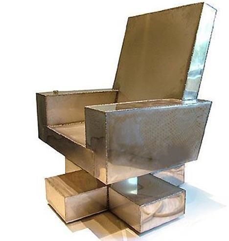 levitating office chair