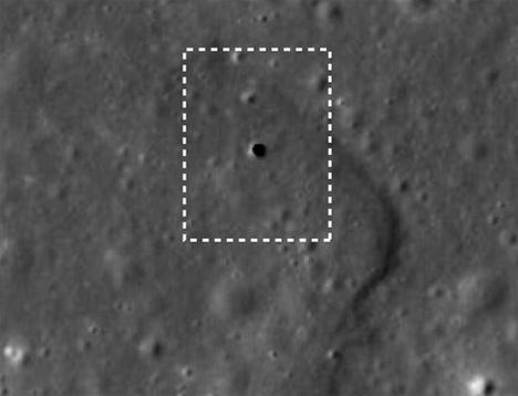 lunar tunnel skylight