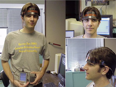 near infrared brain imaging lie detector test