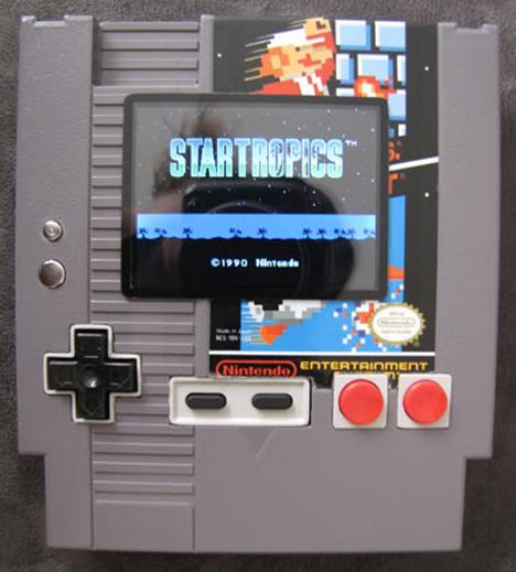 nes gameboy emulator cartridge case