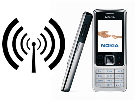 nokia electromagnetic charging phone