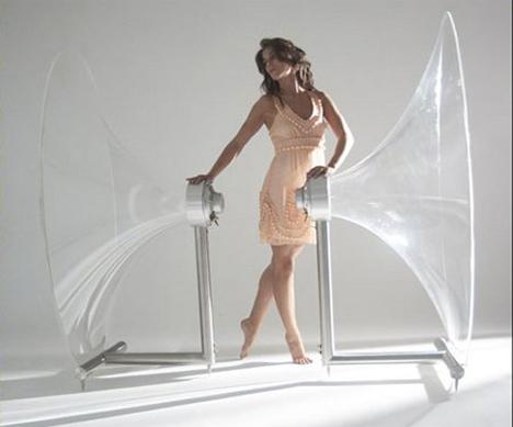 transparent speakers