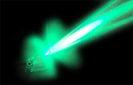 worlds smallest laser spaser