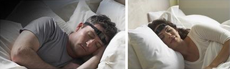 zeo sleep clock headbands