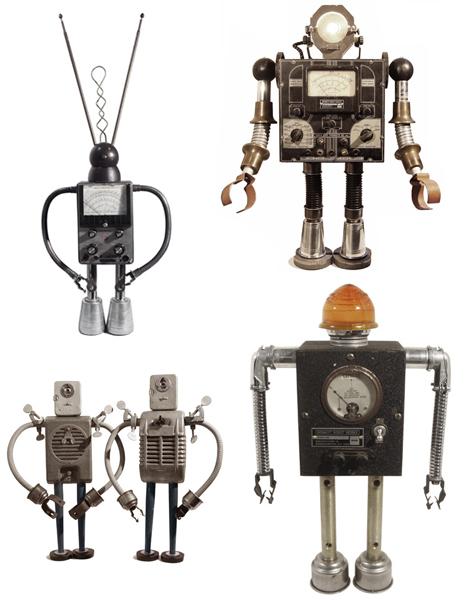 bennett robot works