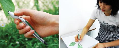color picker pen design jinsun park