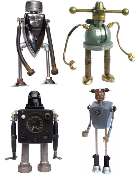 guy robots