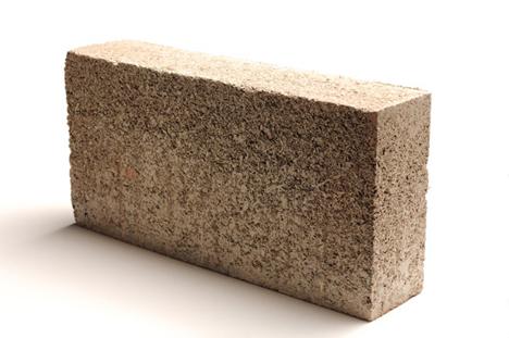 hemcrete brick