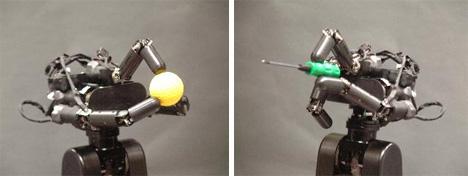 high speed robotics sensor fusion