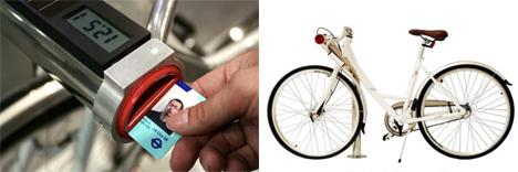 hybrid energy generating bike system