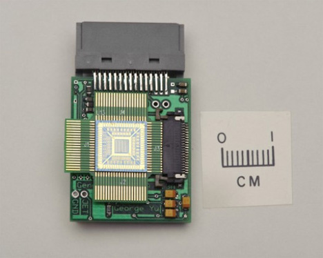 iphone chemical sniffing chip