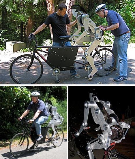 joules robot biker