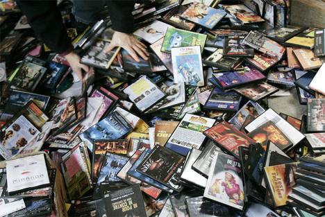 nanotech DVD storage