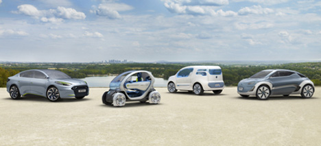 renault zero emission cars