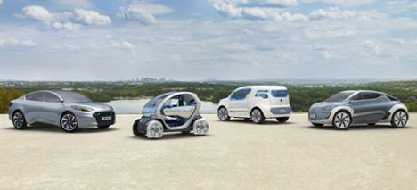 renault zero emission cars