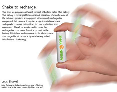 shakenergy shake to recharge