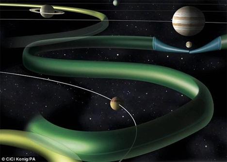 space corridors artist rendering