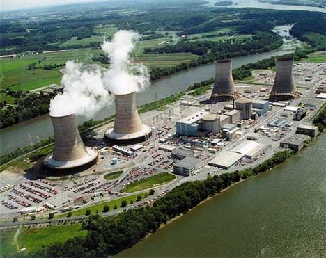 three mile island power plant