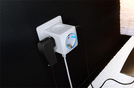 Rozetkus 3D wall outlet