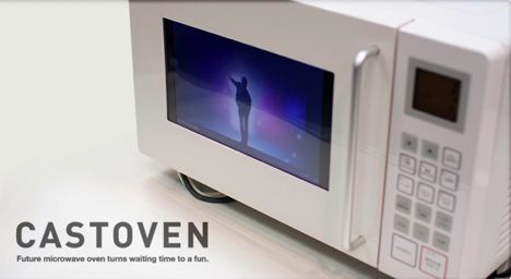 castoven future microwave oven youtube