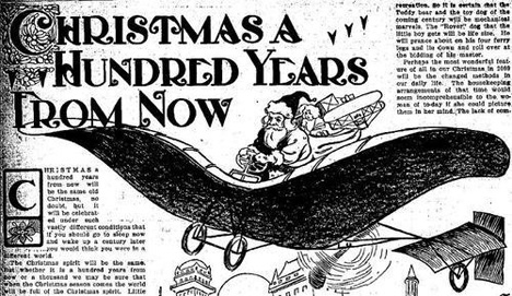 christmas a hundred years from now