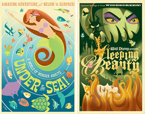 disney princess movie posters