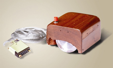 douglas engelbart first mouse invention