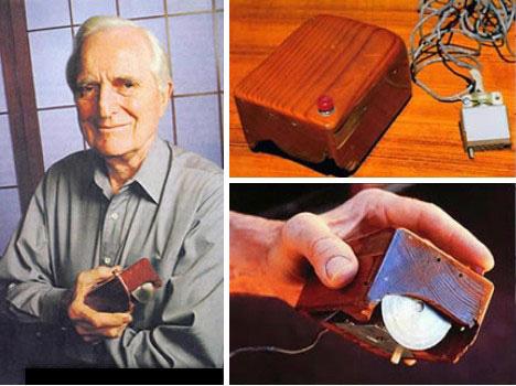 douglas engelbart world's first mouse